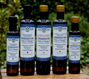 linseed flax oil high lignan