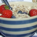 Flax Farm linseed porridge health health breakfast rich in omega-3 and soluble fibre