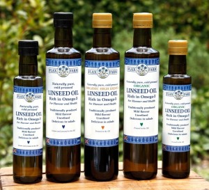 Linseed (flaxseed) oil